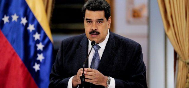 Maduro reivindica legitimidad de la Revolución Bolivariana