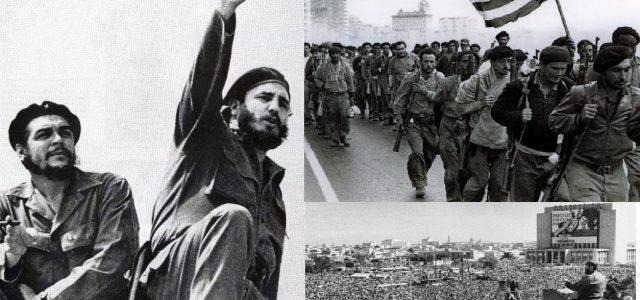 60 aniversario de la Revolución Cubana