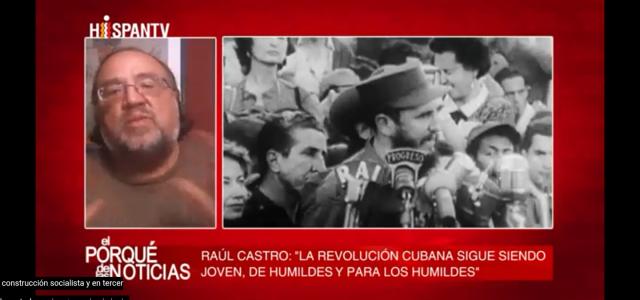 En el 60 Aniversario de la Revolución Cubana, Esteban Silva analiza la influencia mundial de la Revolución Cubana y los desafíos del socialismo cubano.