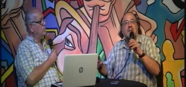 Esteban Silva en Programa  Verdadera Justicia TV8 analiza y crítica la política nacional e internacional de Piñera.
