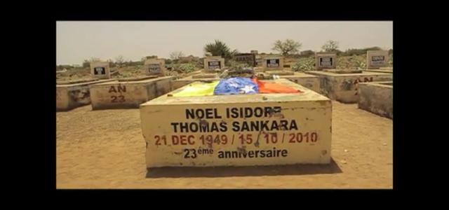 Carta de Hugo Chávez a África. Video grabado por Jóvenes de Burkina Faso, la tierra de Thomas Sankara.