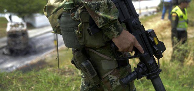 Colombia – asesinato de otro líder social