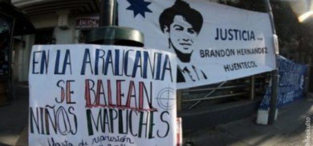 Carabinero que disparó a adolescente mapuche culpable por lesiones graves pero absuelto por apremios ilegítimos.