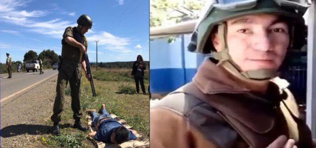 Veredicto condena a GOPE por apremio ilegítimo y vejámenes a adolescente Mapuche baleado