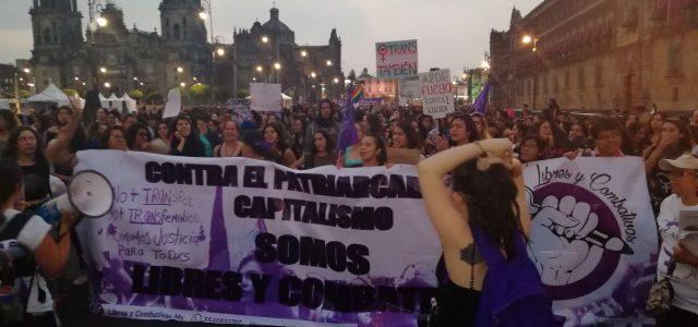 México – Sobrevivir a la violencia machista