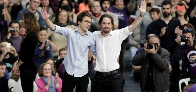Estado Español –Pablo Iglesias vs. Iñigo Errejón: Entre el eurocomunismo redivivo y el neopopulismo de centro