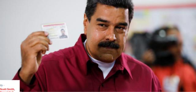 EEUU – LOS MEDIOS DE LA RESISTENCIA SE ALINEAN CON TRUMP PARA PROMOVER UN GOLPE EN VENEZUELA