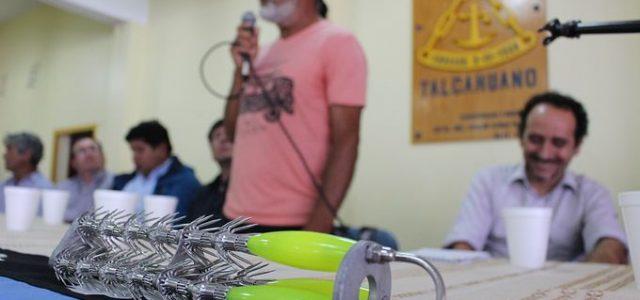 Pescadores artesanales de varias regiones se reunieron en Talcahuano en medio de conflicto por la Jibia