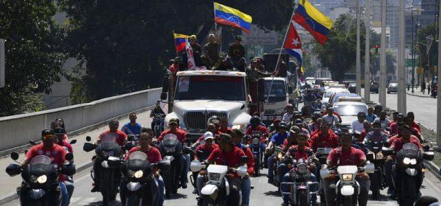 Los venezolanos vuelven a las calles