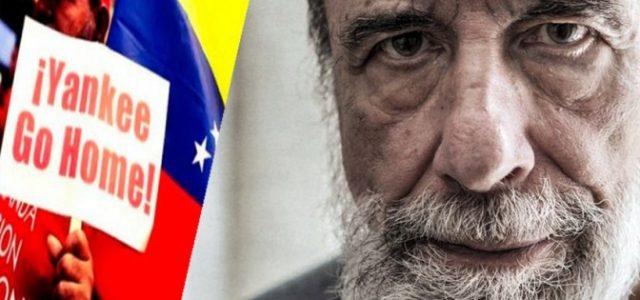 RAÚL ZURITA, URGENTE!!! LAS TRES ÓRDENES DEL DÍA: FUERA EL IMPERIALISMO DE VENEZUELA