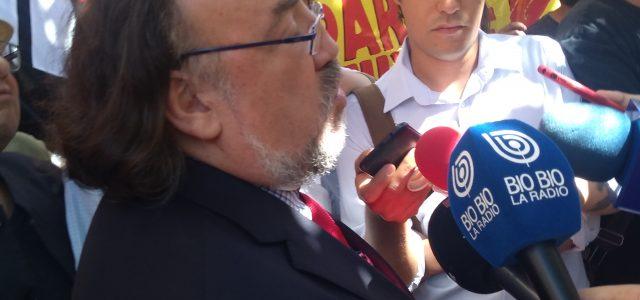 Piden al Contralor General de la República abrir investigación sobre legalidad de reconocimiento de «embajadora» de Juan Guaidó en Chile.