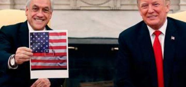 Piñera, Trump y Venezuela Por Juan Pablo Cárdenas
