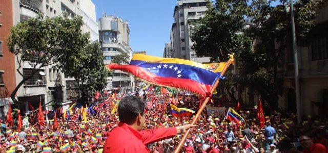 SOLIDARIDAD CON VENEZUELA:  UN DESAFÍO PARA LA IZQUIERDA