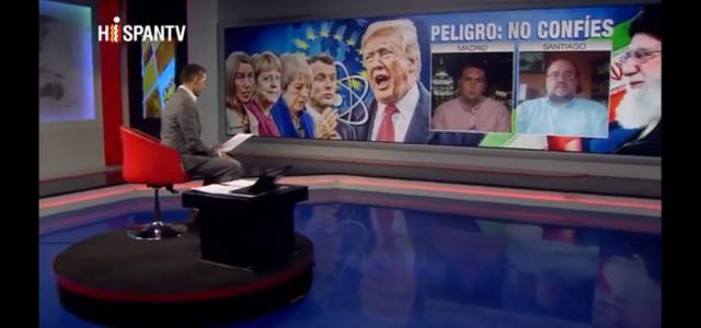 En relación a Irán los Europeos son secundones de Trump y los EEUU. Análisis de Esteban Silva en Programa Detrás de la Razón de Hispan TV