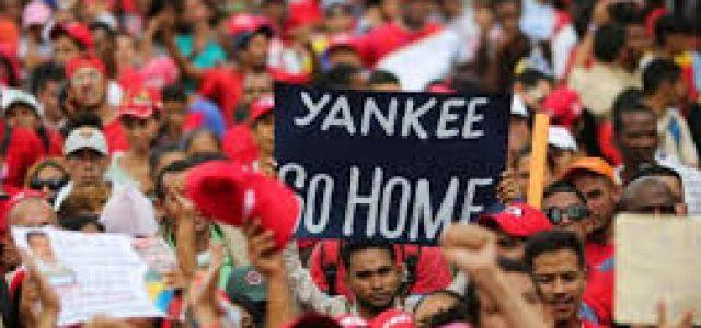 Venezuela es otra víctima del plan de colonización global