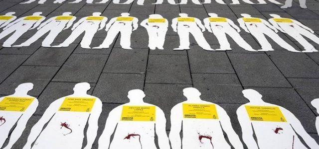 Tibia reacción ONU ante masacres y amenazas a líderes sociales en Colombia