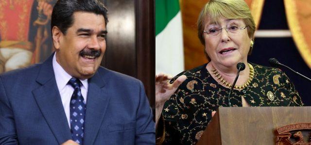 Carta a M Bachelet de Premio Nobel de la Paz, intelectuales, parlamentarios, orgs sociales y DDHH de AL y EEUU sobre agresión contra Venezuela.