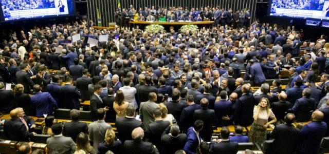Izquierda brasileña forma bloque de oposición y sufre traiciones en su primera votación