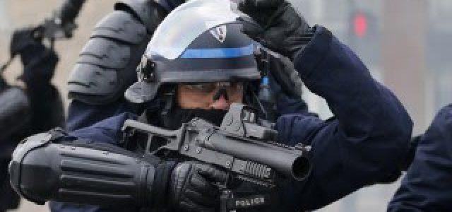 Francia desquiciada