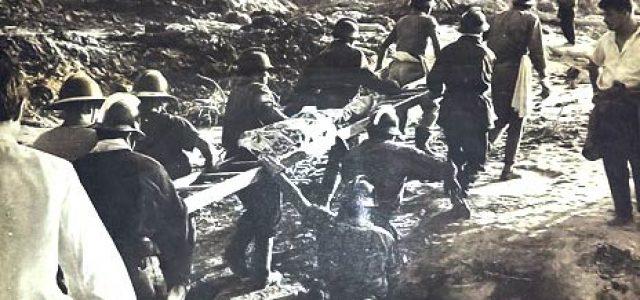 El gran desastre del tranque y relave El Cobre que dejó cientos de muertos en Chile