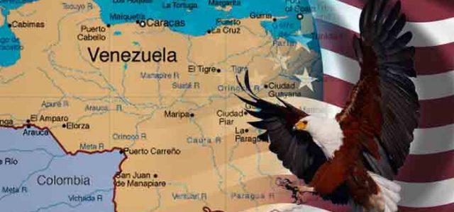 Rechazo a las agresiones a Venezuela