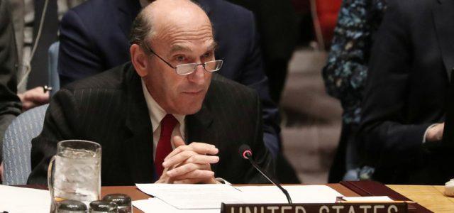 """Elliott Abrams admite que Venezuela """"no cede"""" a la estrategia estadounidense"""