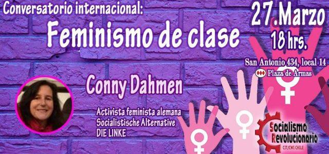 Conversatorio Internacional sobre Feminismo de Clase