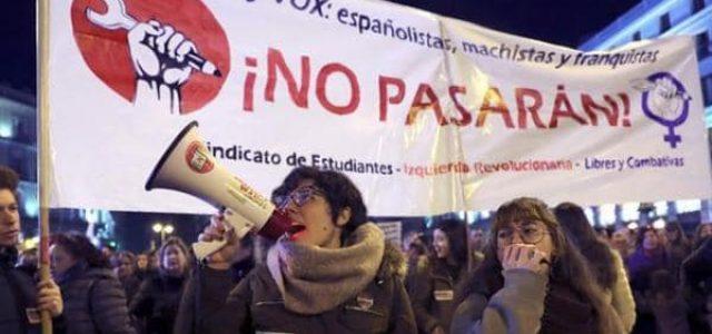 España – ¡8 de marzo huelga general feminista de 24 horas!