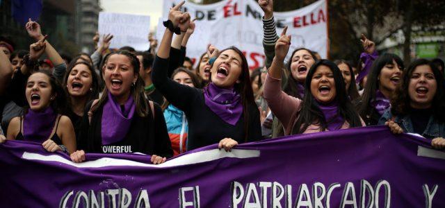 Feminismo en voz alta:  De la movilización a la construcción política de la identidad feminista