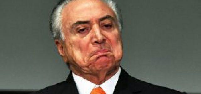 Brasil – Temer Detenido por Corrupción