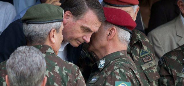 El ejército brasileño celebrará el aniversario del golpe del 64
