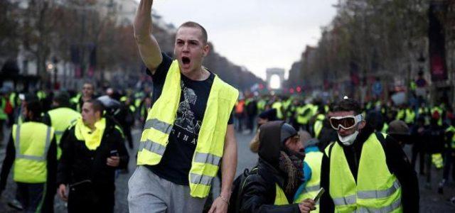 FRANCIA: LA MOVILIZACIÓN DE LOS CHALECOS AMARILLOS