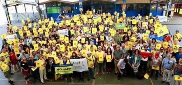 La Confederación de Sindicatos del Comercio realiza balance de las últimas luchas y llama a movilizarse el próximo 11 de Abril