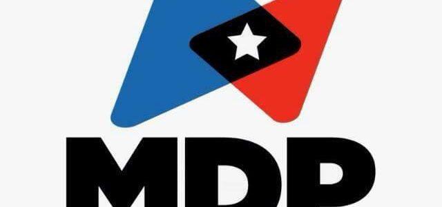 MDP del Frente Amplio no asistirá a la Moneda: «No hay condiciones para un diálogo mínimo con Piñera. El gobierno pretende imponer su agenda neoliberal extrema.»