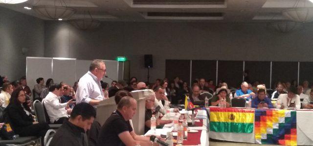 Seminario del PT de México: Para la izquierda no hay ni rendición ni derrota. Sergio Rodríguez Gelfenstein