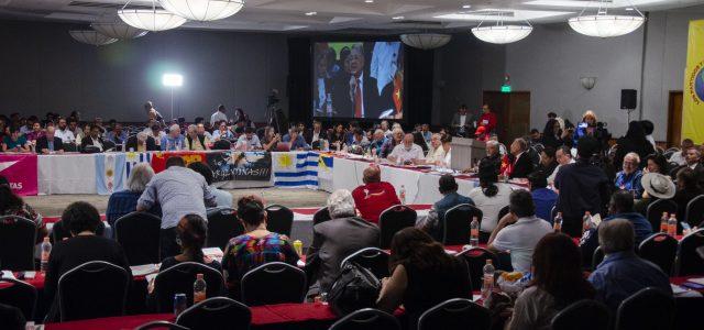 XXIII Seminario Internacional organizado por PT de México Respalda la autodeterminación e independencia Saharaui.