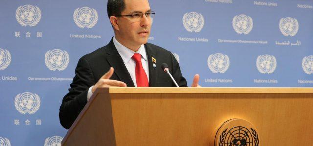 Rusia rechaza sanciones de EEUU contra canciller Venezolano. Exhorta a EEUU a «poner fin al chantaje».
