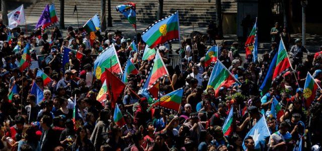 Los mapuche y la lucha de los trabajadores chilenos