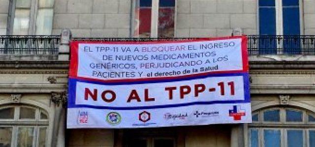 Crece la presión: Colegio de Químicos Farmacéuticos llama a diputados a rechazar el TPP-11