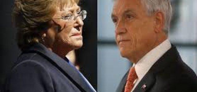 La economía chilena con Piñera I, Bachelet II y Piñera II