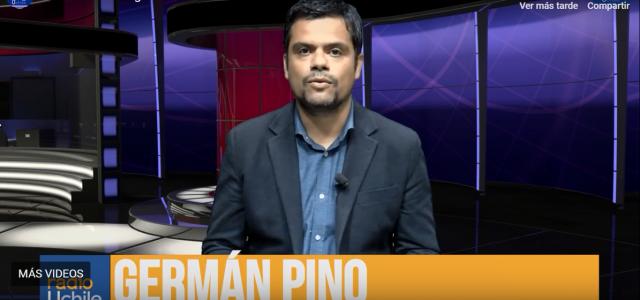 Germán Pino: Seguridad Ciudadana