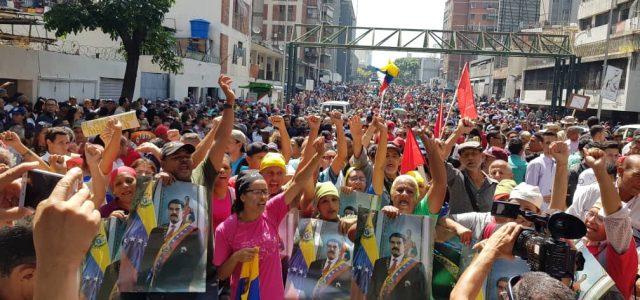 """Venezuela: Urgente, urgente, vea hoy el 13er. show de la saga """"El día decisivo"""" por Sergio Rodríguez Gelfenstein"""