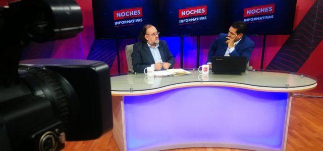 El legado de Javier Diez Canseco, socialista peruano. Entrevista a Esteban Silva en TV peruana.