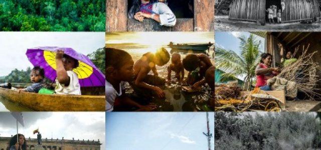 Delegación de Colombia vinculada a procesos territoriales visita Chile – WallMapu