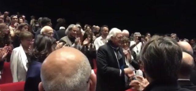 Cannes se rindió ante Patricio Guzmán, genio del cine chileno