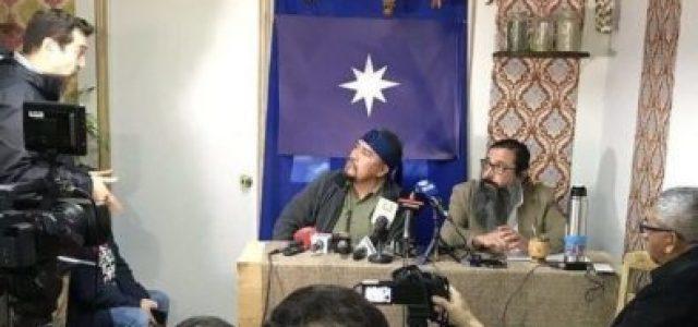 Wallmapu: Los montajes del capital y la alta oficialidad policial contra Llaitul