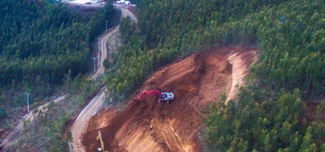 Alertan sobre la llegada de la gran minería a Penco y Tomé