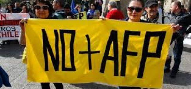 NO + AFP convoca a manifestación frente al ex Congreso