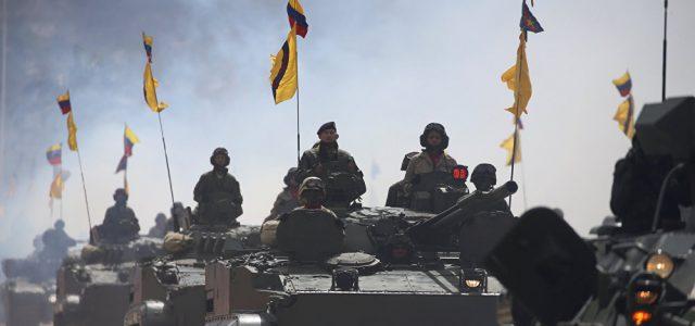«Llamado de EEUU a las FFAA de Venezuela refleja desesperación por los permanentes fracasos»