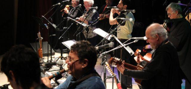 Quilapayún e Inti- Illimani Histórico realizarán un concierto en homenaje a Víctor Jara